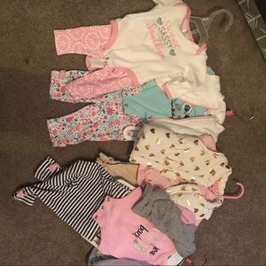 Matching Sets - 3month outfits